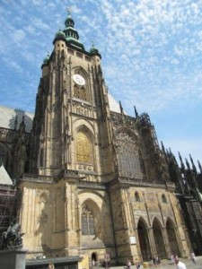 st vitus cathedral southern transept